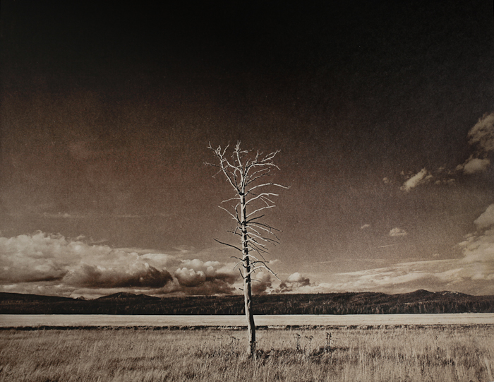 Places in Time #9 - 16x20 Gelatin Silver Lith Print - Edition of 5