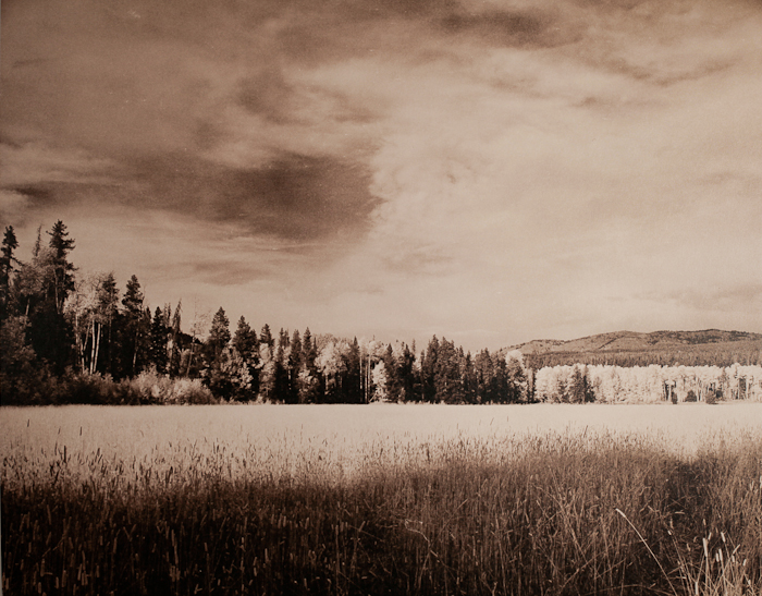 Places in Time #10 - 16x20 Gelatin Silver Lith Print - Edition of 5